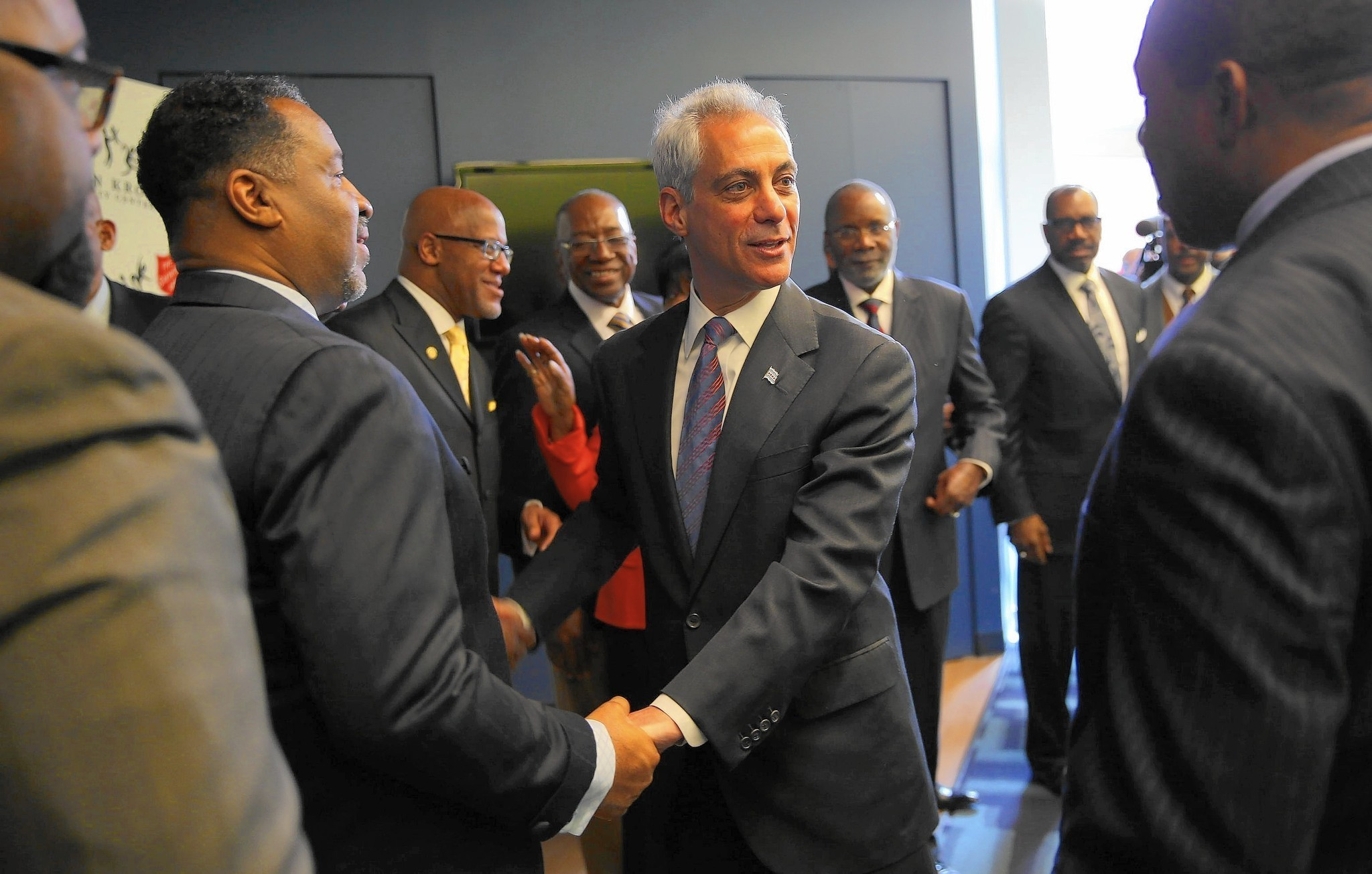 African-American vote could be key to Chicago mayoral ...