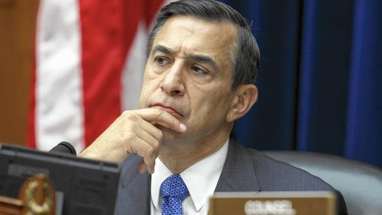 Rep. Darrell Issa (R-Vista) (J. Scott Applewhite / Associated Press)