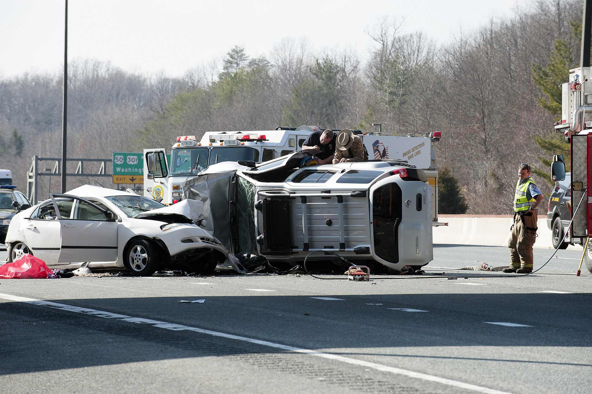 Father Daughter Among Three Killed In Wreck On Route 50
