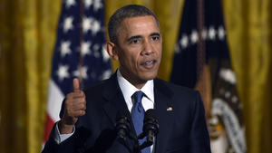 Obama says Netanyahu's comment complicates goal of Israel-Palestinian peace