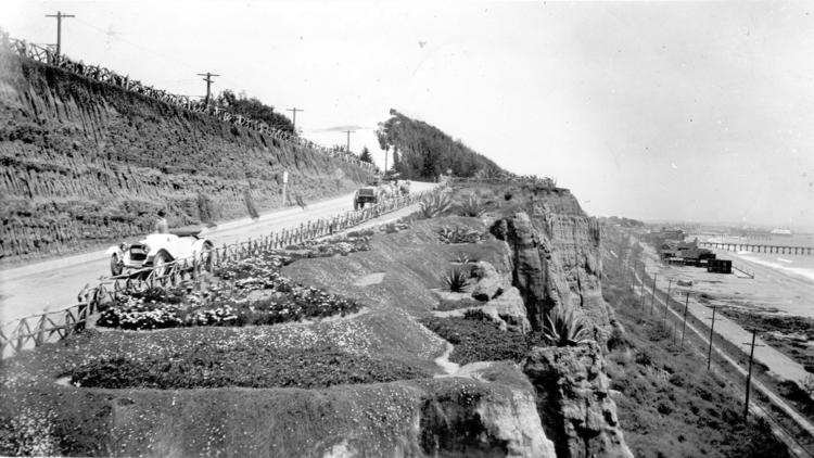 California Incline in 1916