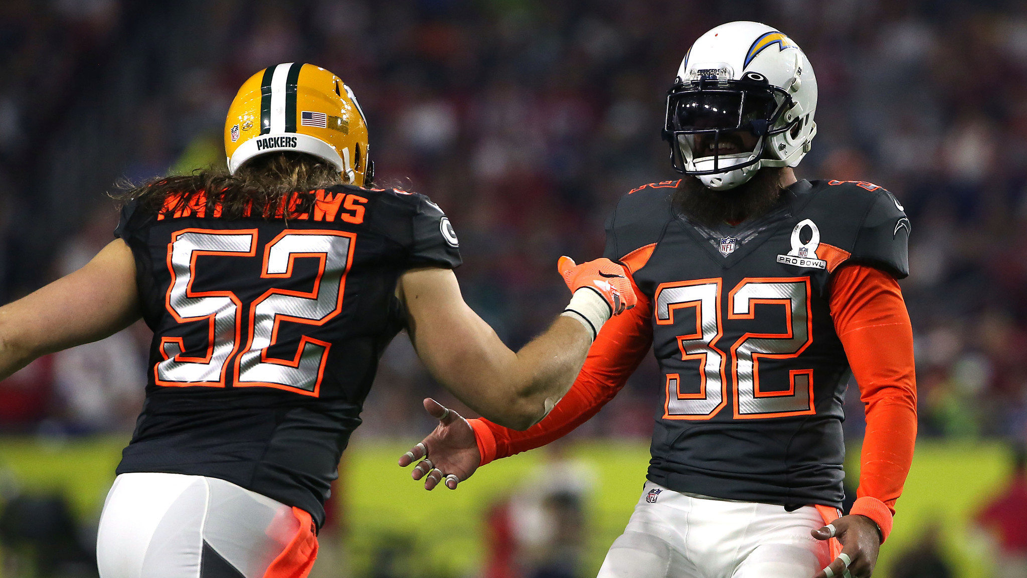 NFL mulling idea to move Pro Bowl to Brazil in 2017, report says ...