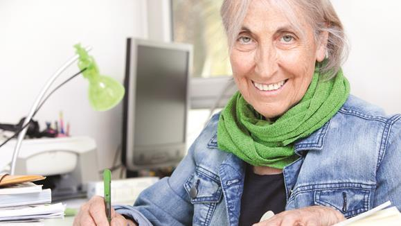 Creativity and Aging: Tap into your Potential!