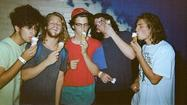 City Paper at SXSW: Sun Club tries out some new material, and we're digging the glockenspiel