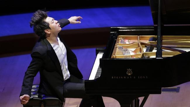 Lang Lang at Disney Hall