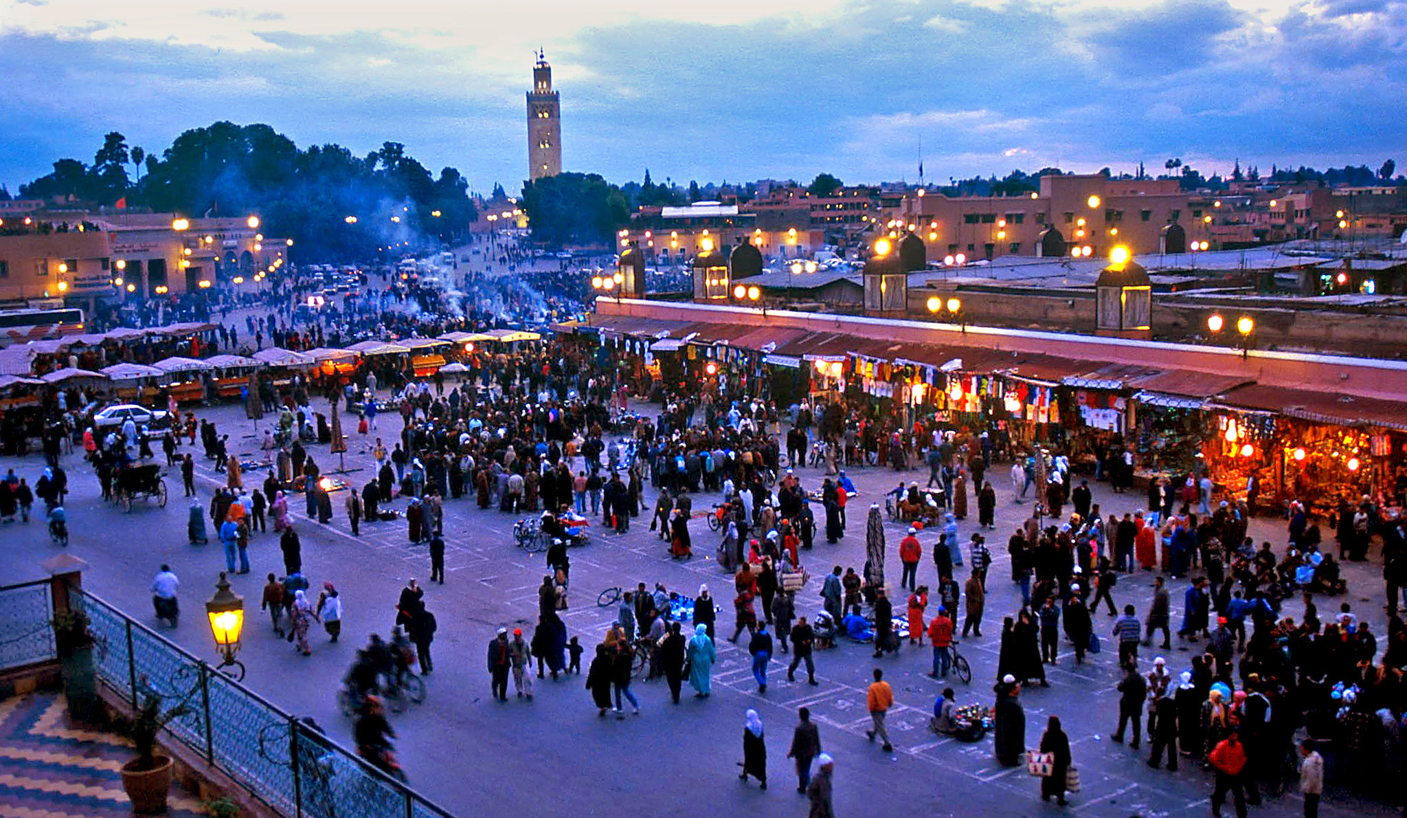 Image gallery marrakech city for Short weekend trips from nyc