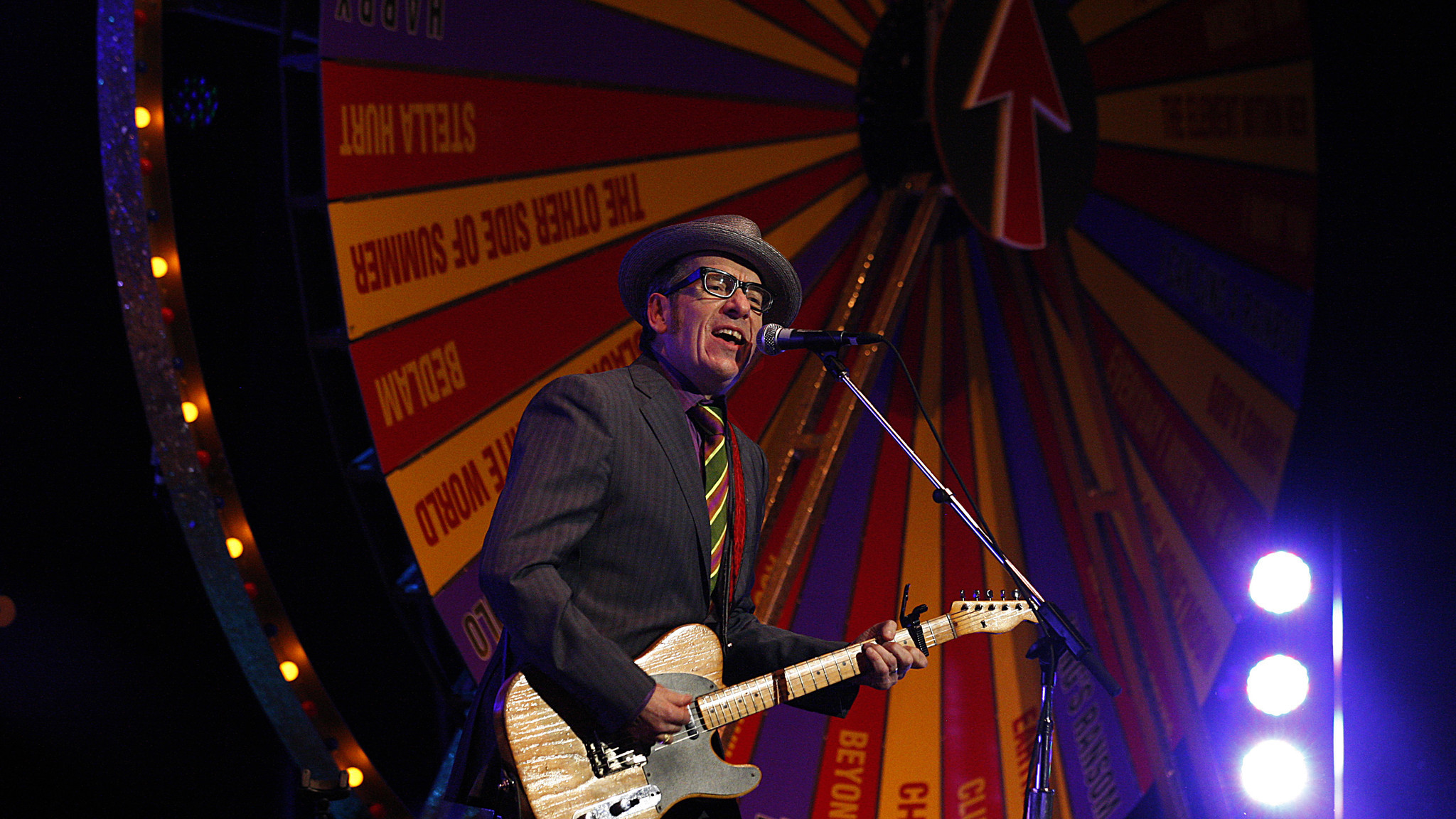 every day he writes the book elvis costello to publish