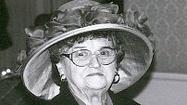 Rose Vranich Turkaly<br/>December 27, 1919 - March 18, 2015