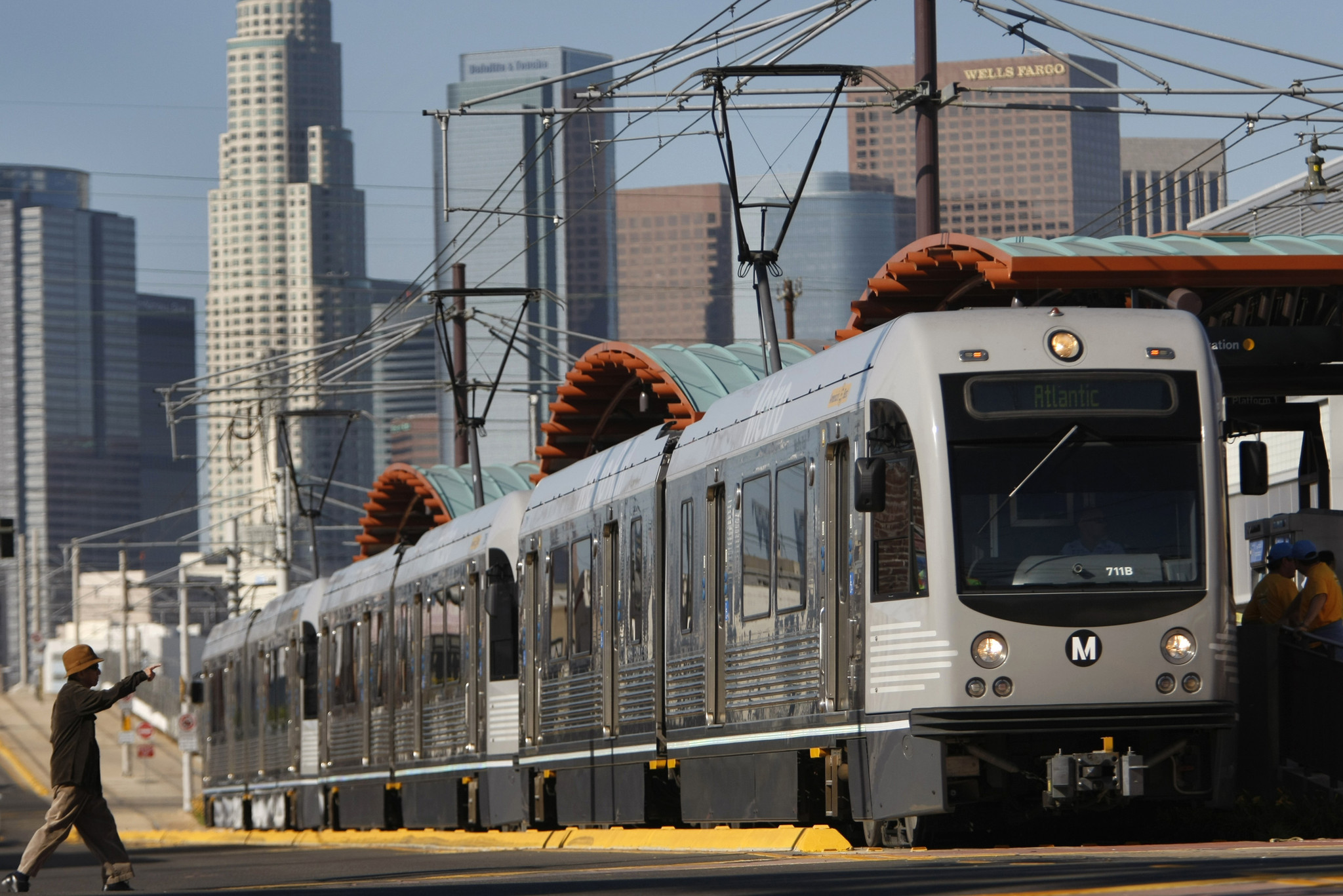 L a transit officials should support affordable housing for The line los angeles