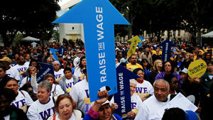 Should L.A. nonprofits get more time to hike minimum wages?