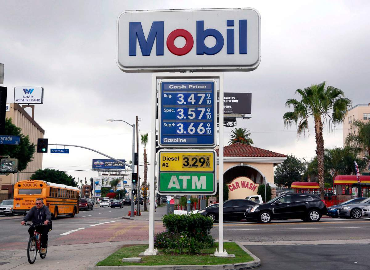 Gas Prices San Diego >> Did accident or price fixing cause high gas prices? State senators ask - LA Times