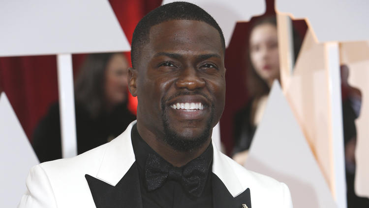 Kevin Hart challenges celebrities to donate to Hurricane Harvey relief effort