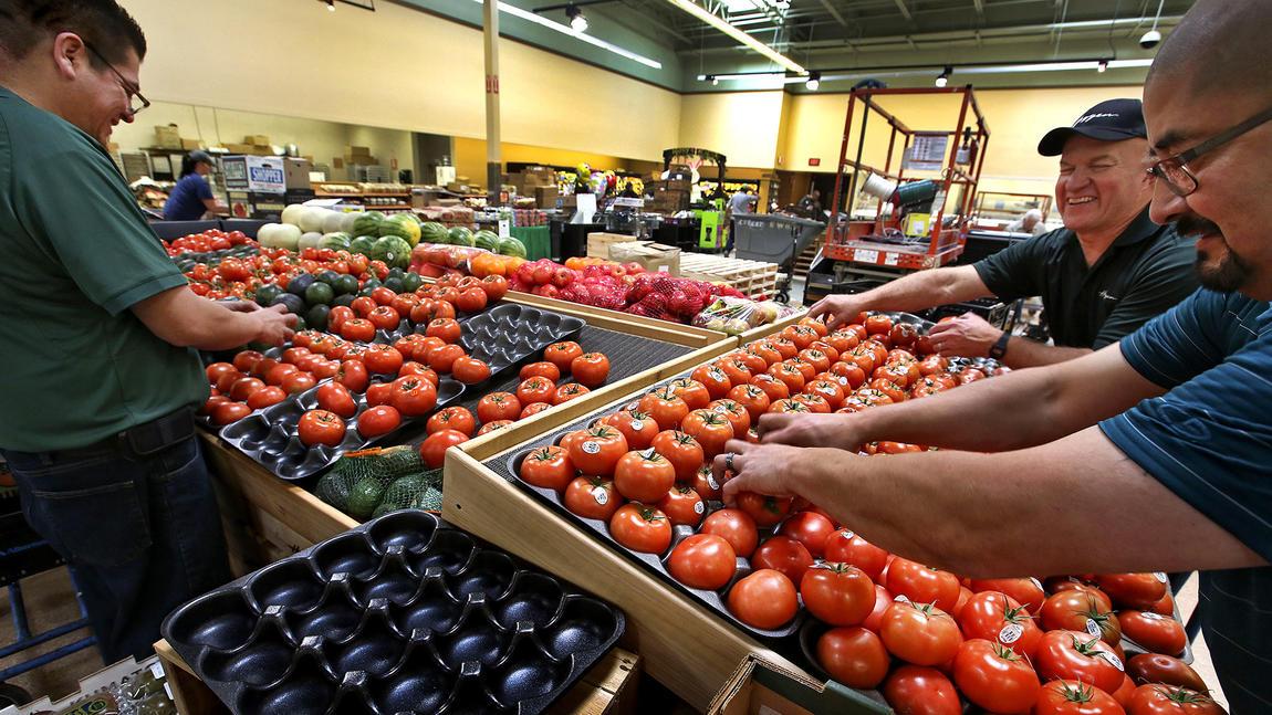 探秘即将杀入加州的连锁超市:Haggen-美国精品资讯