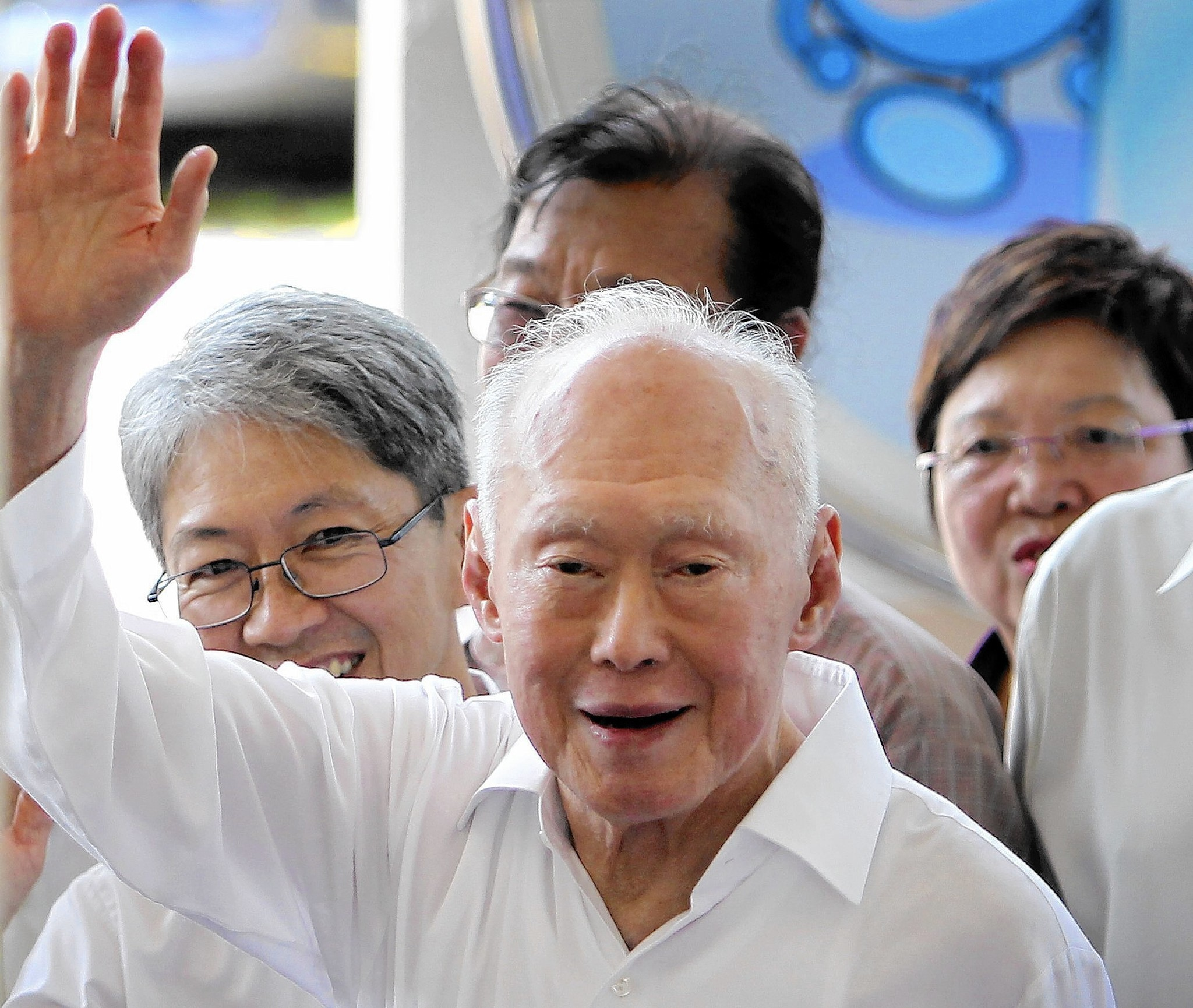 State Funeral For Lee Kuan Yew Lee Kuan Yew Lies in State as