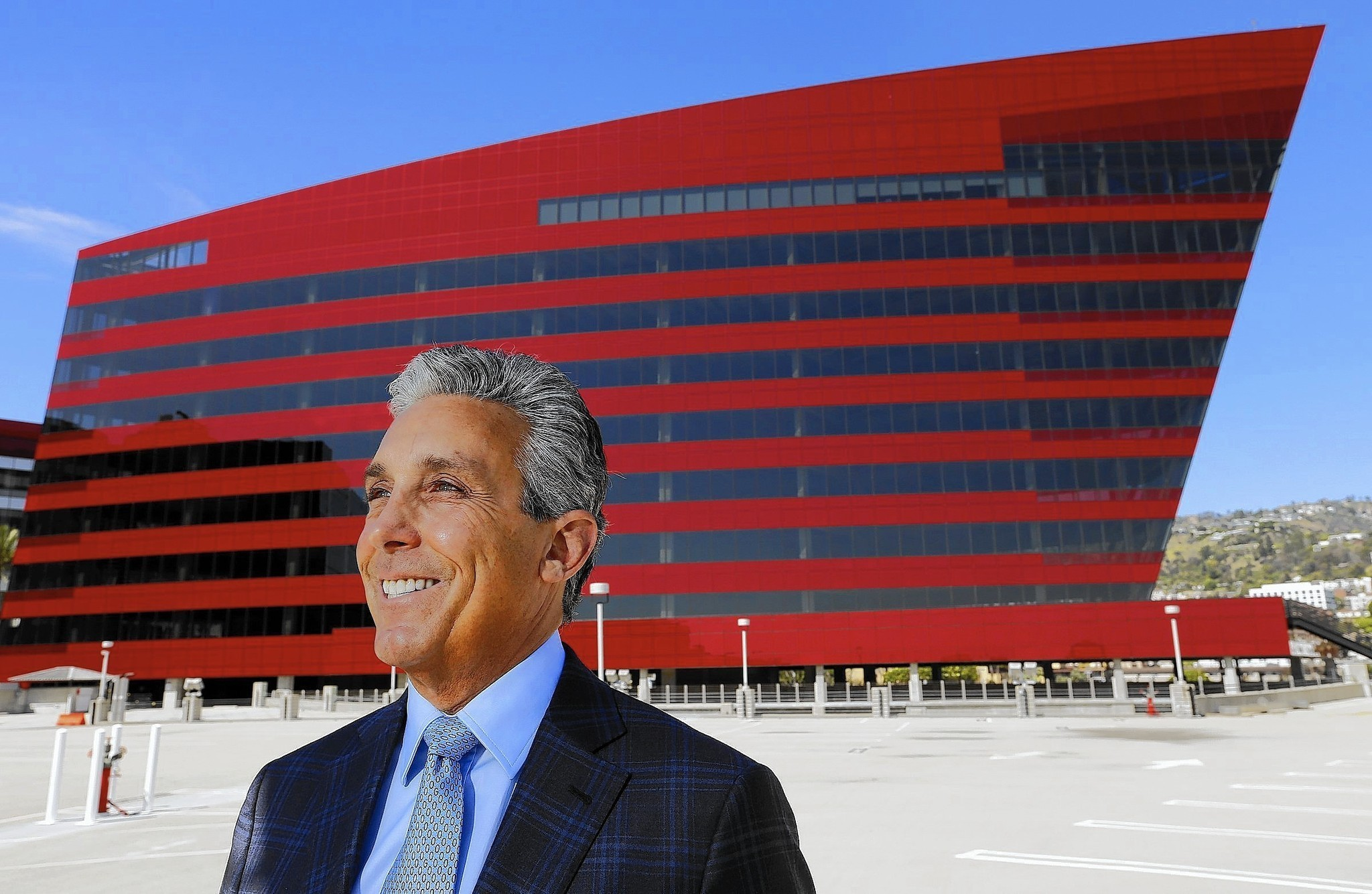Red Building At Pacific Design Center Getting Tenants At Last