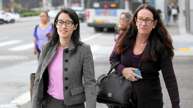 Ellen Pao verdict: No gender bias or retaliation by Kleiner Perkins
