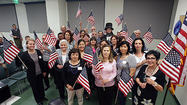 Photo Gallery: New U.S. Citizens recognized at GCC Garfield campus