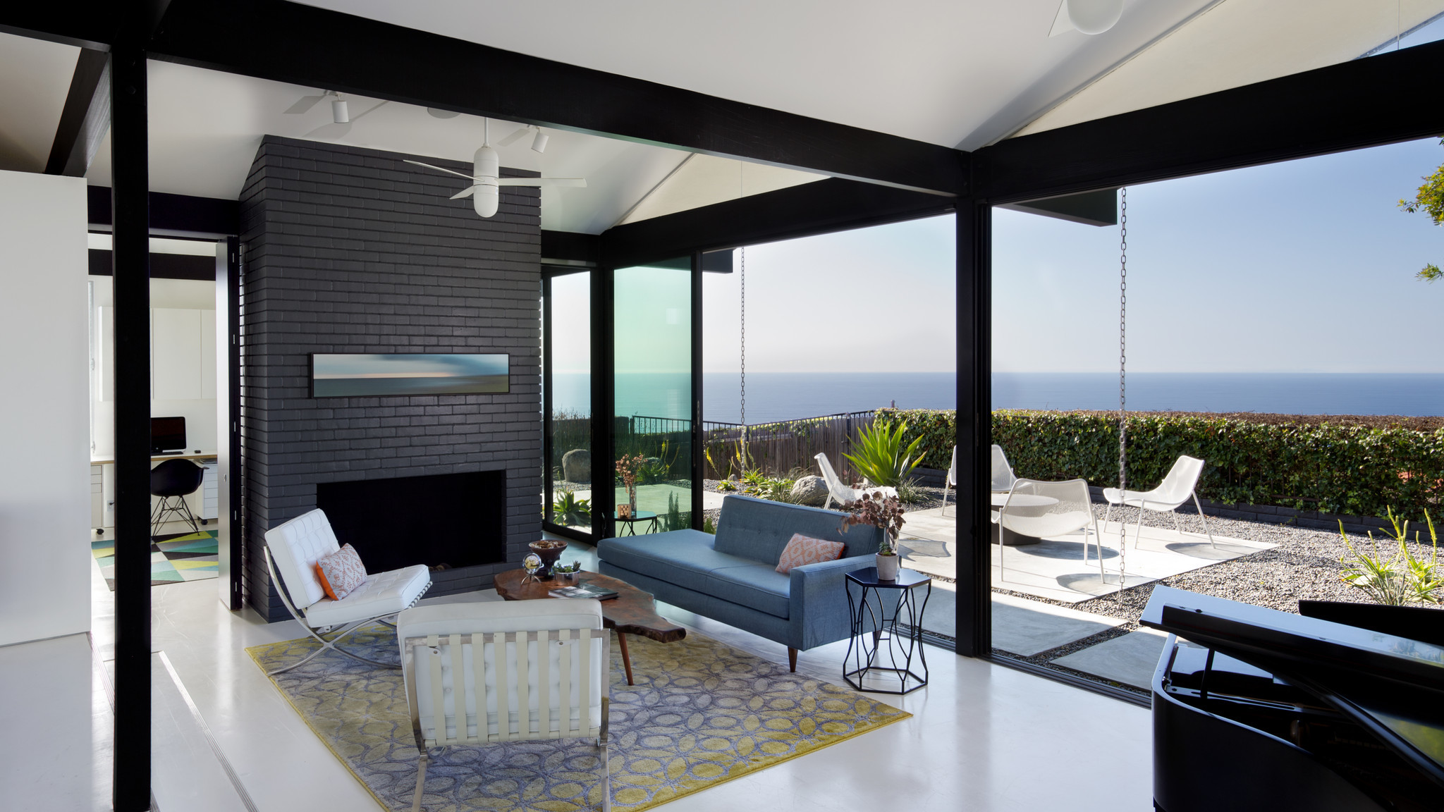 Home Of The Day: Pierre Koenig Reinterpreted In Rancho Palos Verdes   Daily  Press