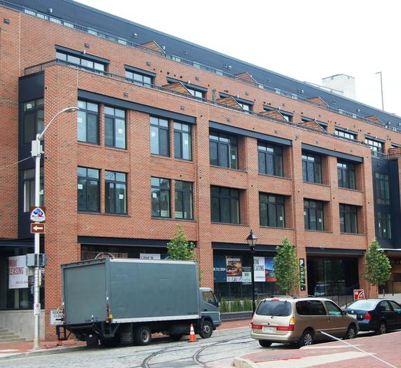 Union Wharf Apartments Sell For 121 5 Million