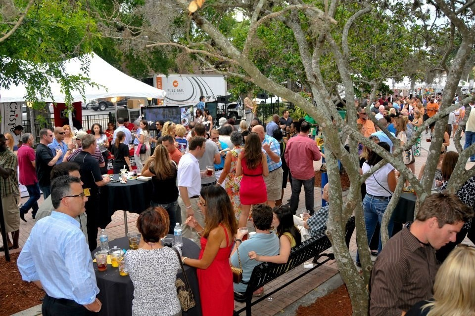2015 Taste Of Winter Park April 15 Daily Press