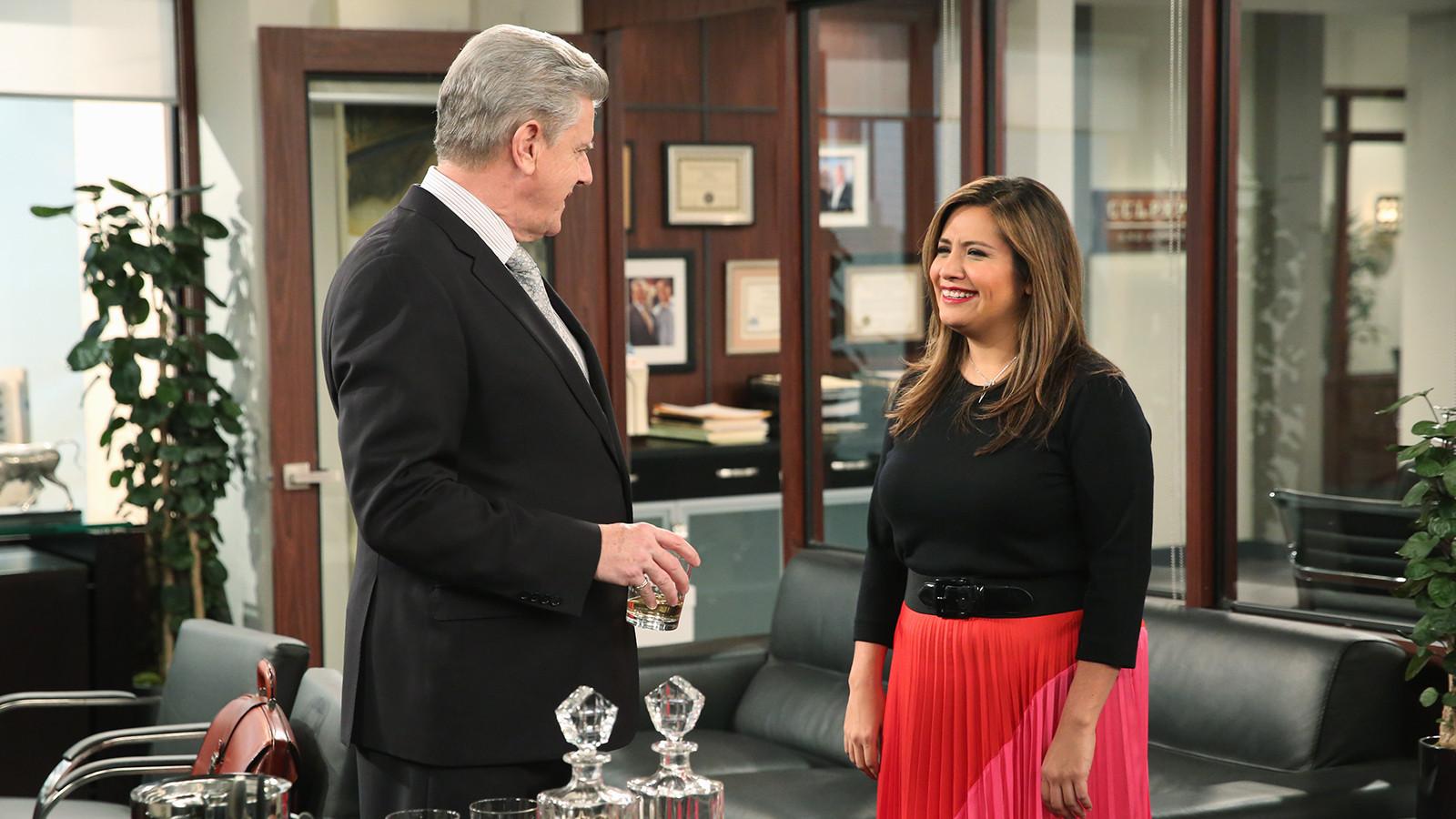 Friday's TV Highlights: 'Cristela' on ABC