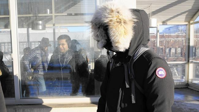 Canada Goose parka replica price - How Canada Goose and its logo became ubiquitous - Chicago Tribune