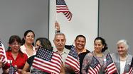 English-language students, instructors celebrate citizenship
