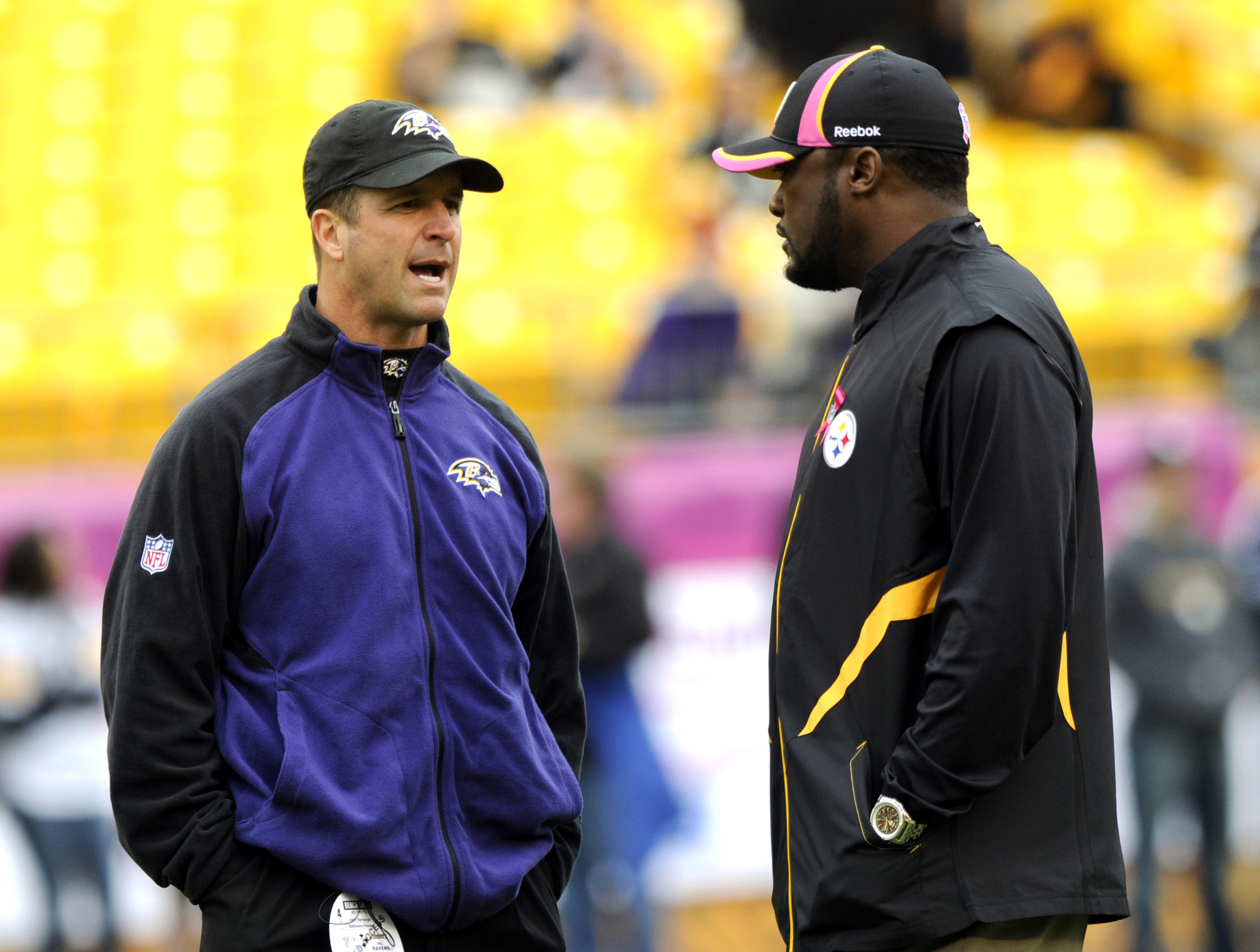 Despite losses, AFC North coaches expect another tough year in …