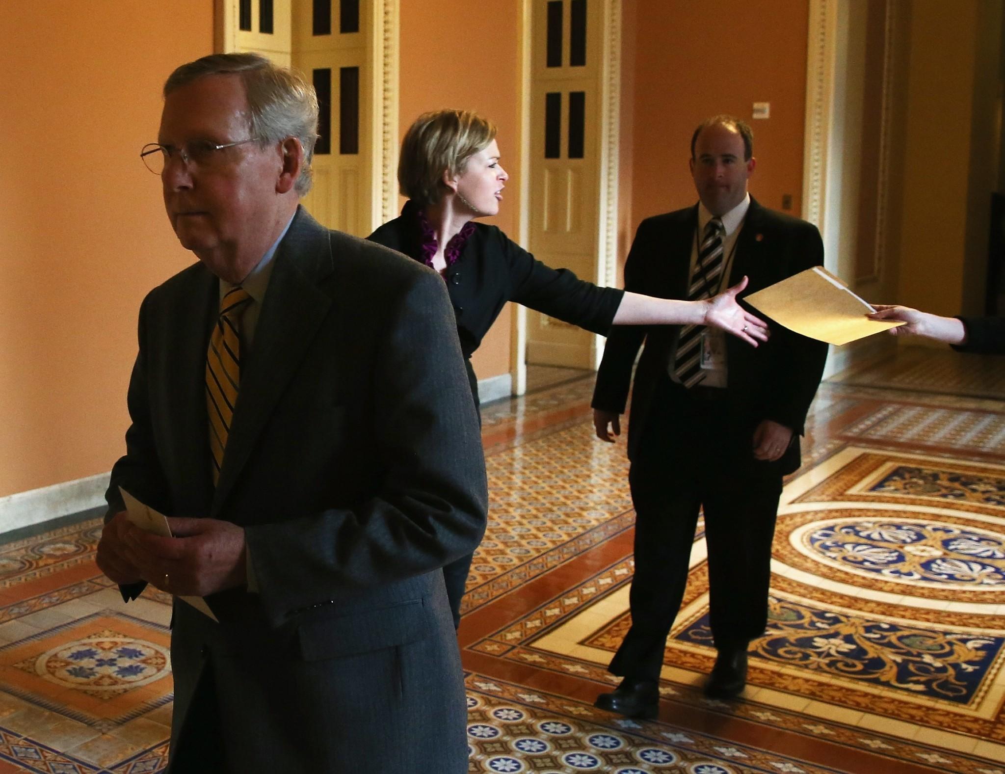 Senate to take up historic Medicare bill after recess