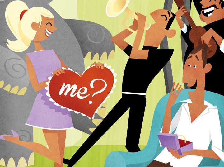 When Women Make The Proposal Baltimore Sun