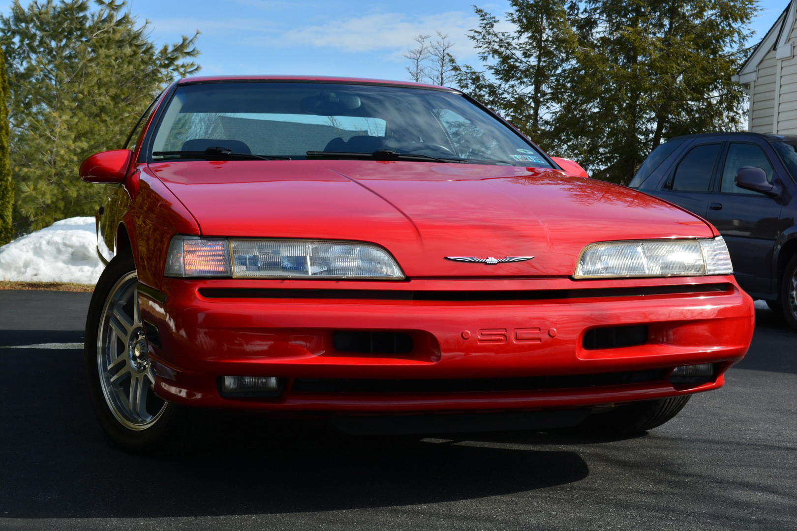 1989 Ford Thunderbird Super Coupe The Morning Call