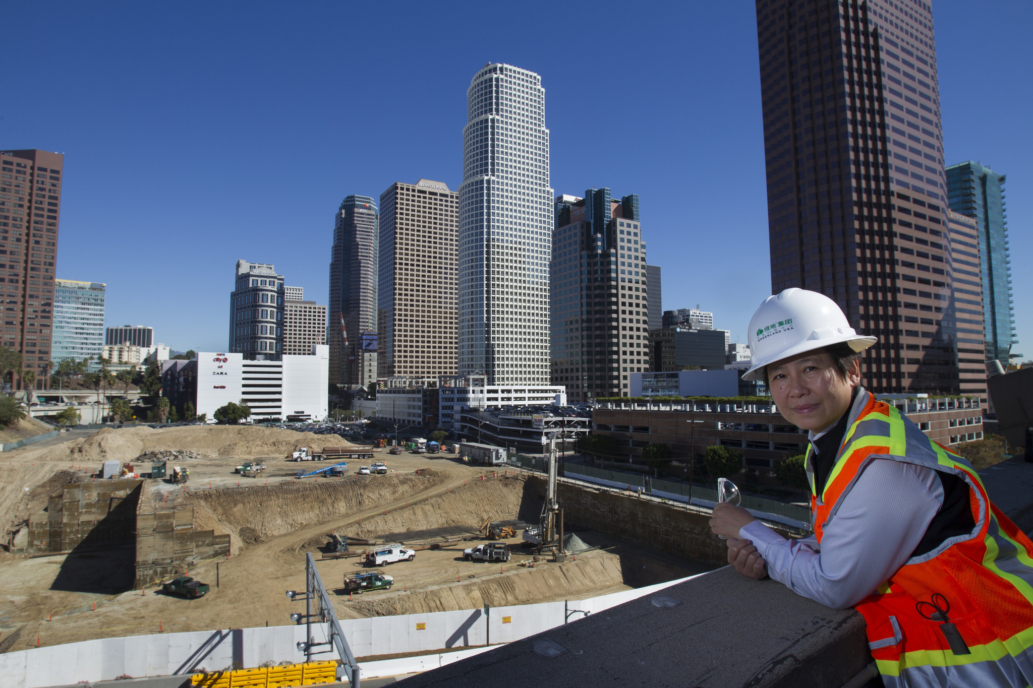 State bill would help downtown L.A. developer with billboards