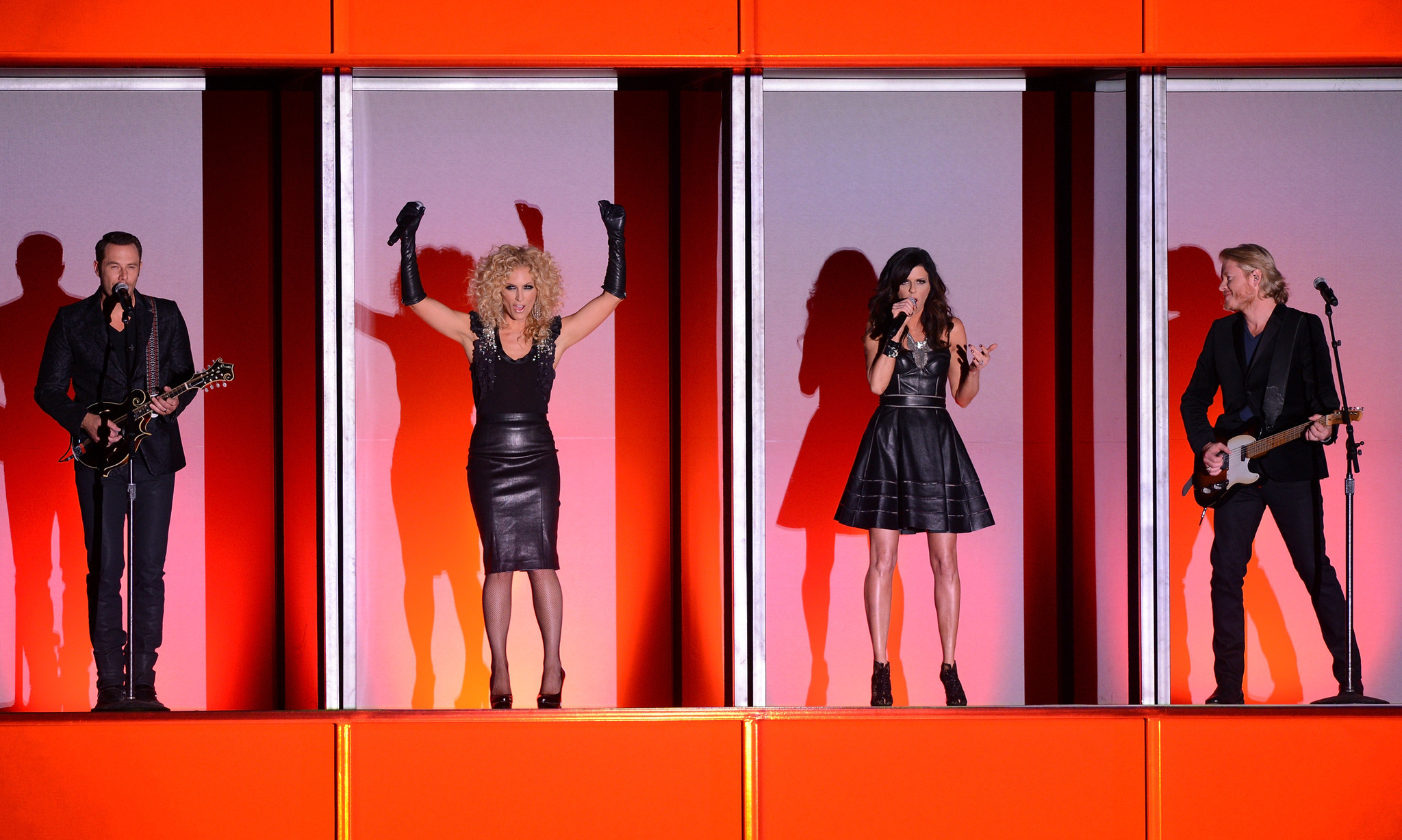 Little Big Town's 'Girl Crush' rankles puritanical country radio