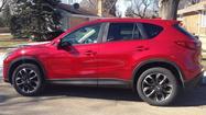 2016 Mazda CX-5 refresh upgrades infotainment to luxury level