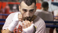 Photo Gallery: Vanes Martirosyan and Jhonny Gonzalez train in Glendale for weekend Showtime fight in Las Vegas