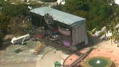 Ultra Stage Construction Stage Construction Time