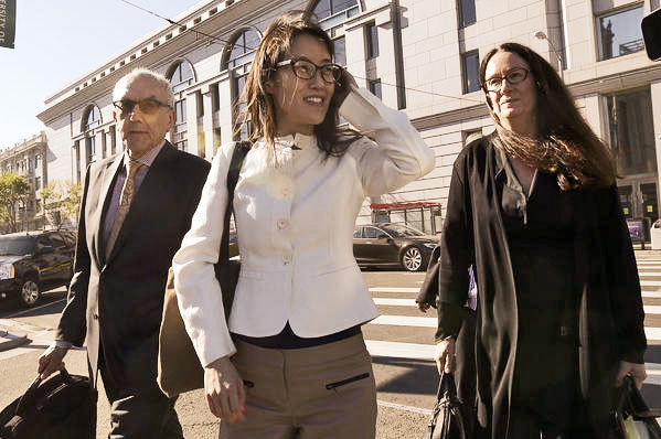 An emotional verdict for jurors in Ellen Pao trial