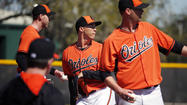 Analyzing the Orioles' uncertain rotation as Opening Day nears