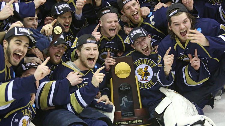 NCAA: Trinity Breaks Out Late To Win Division III Title To Repeat Bridesmaid WI-Stevens Point