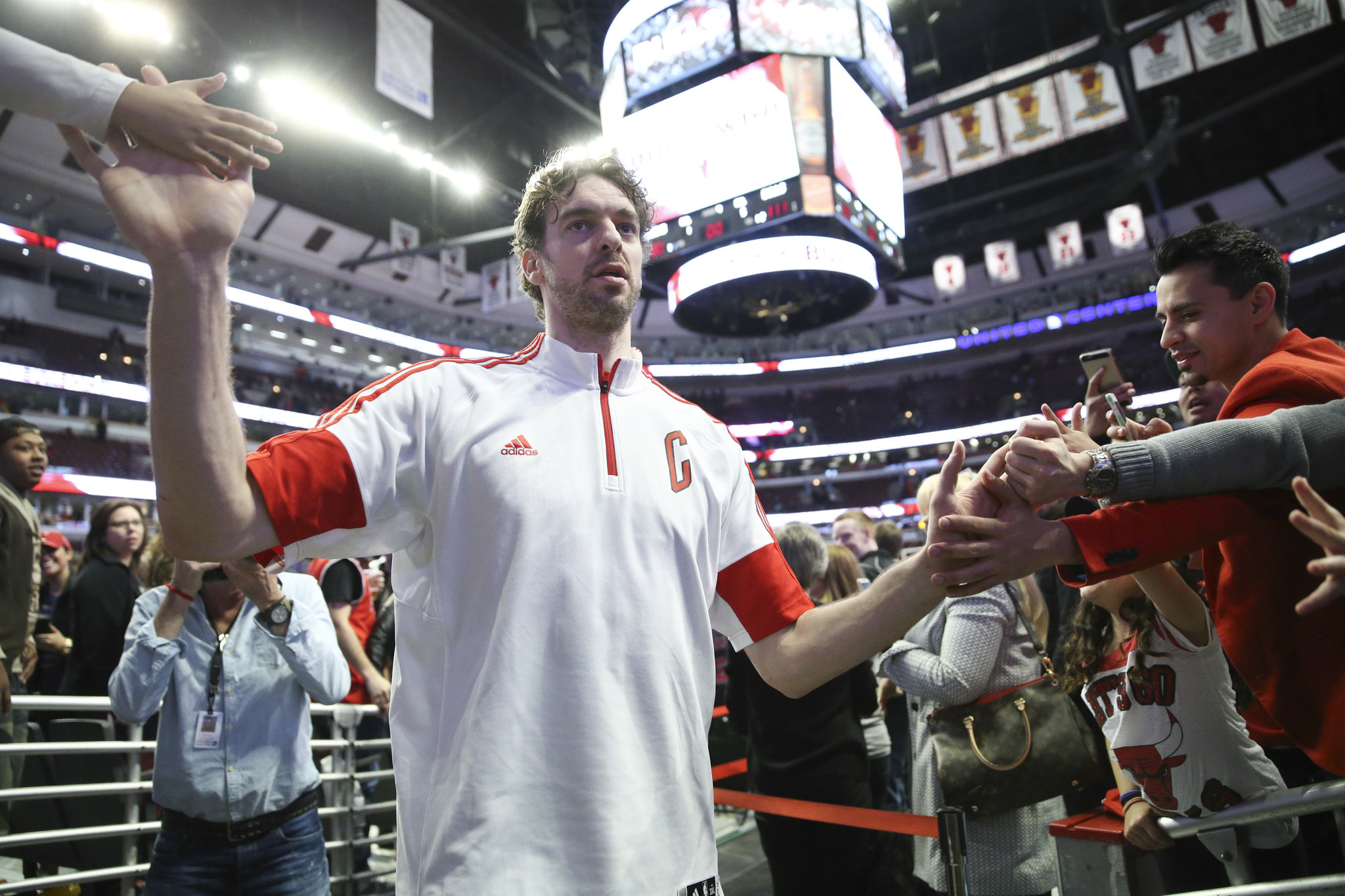 Pau Gasol a big piece who fell into right place for the Bulls