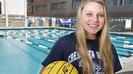 All-Area Girls' Water Polo Player of the Year: Crescenta Valley High's Taylor breaks out into spotlight