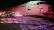 Air Canada plane leaves Halifax runway on 'abrupt' landing