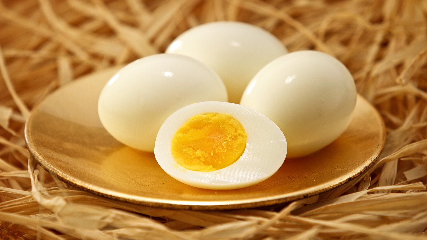 Want perfect hard-boiled eggs? Follow the one true way - LA Times