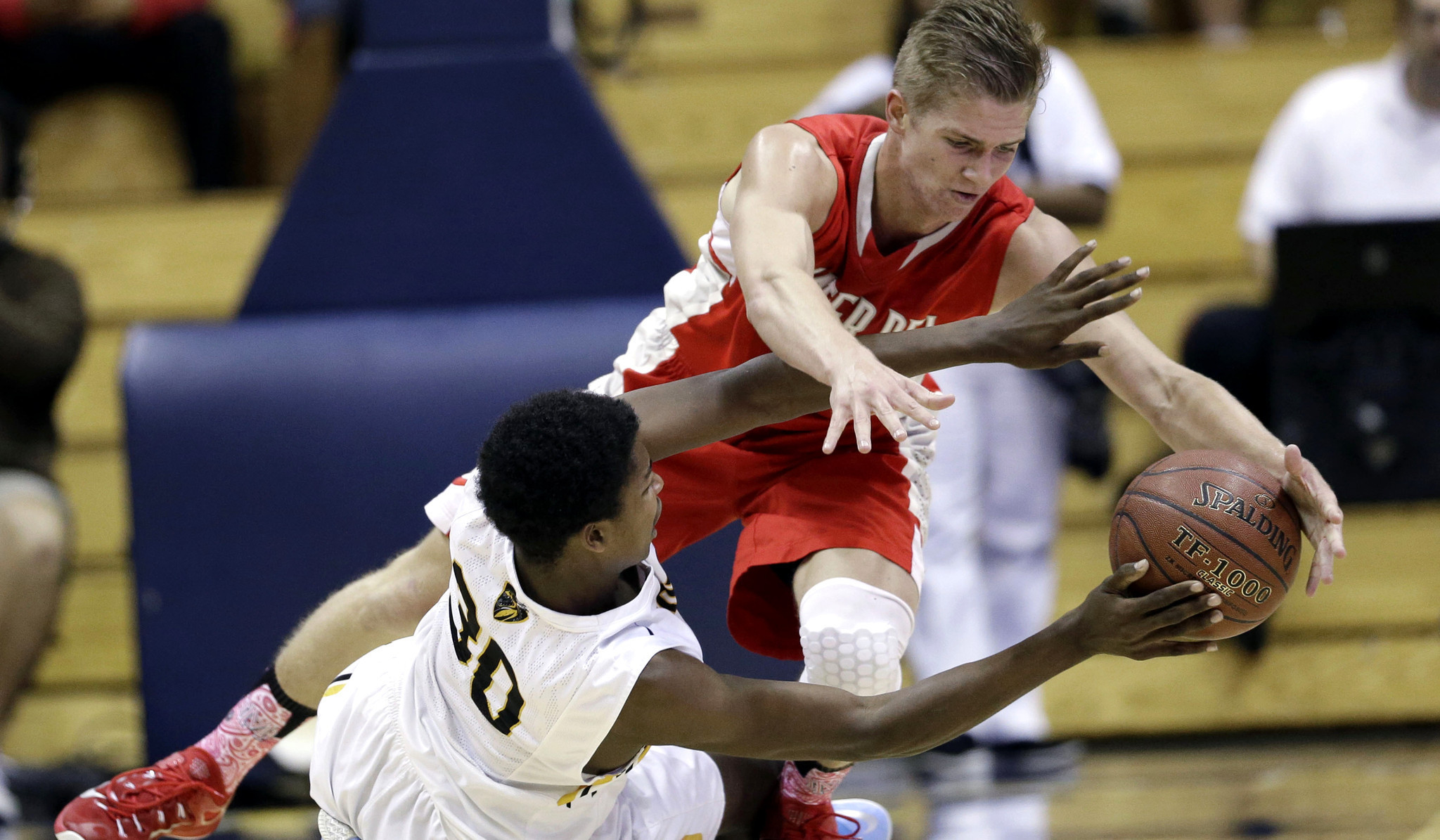 Mater Dei-Bishop O'Dowd basketball title game fittingly caps weekend