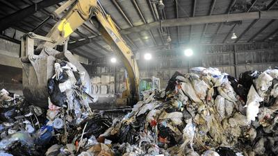 Solid waste report states three options for county