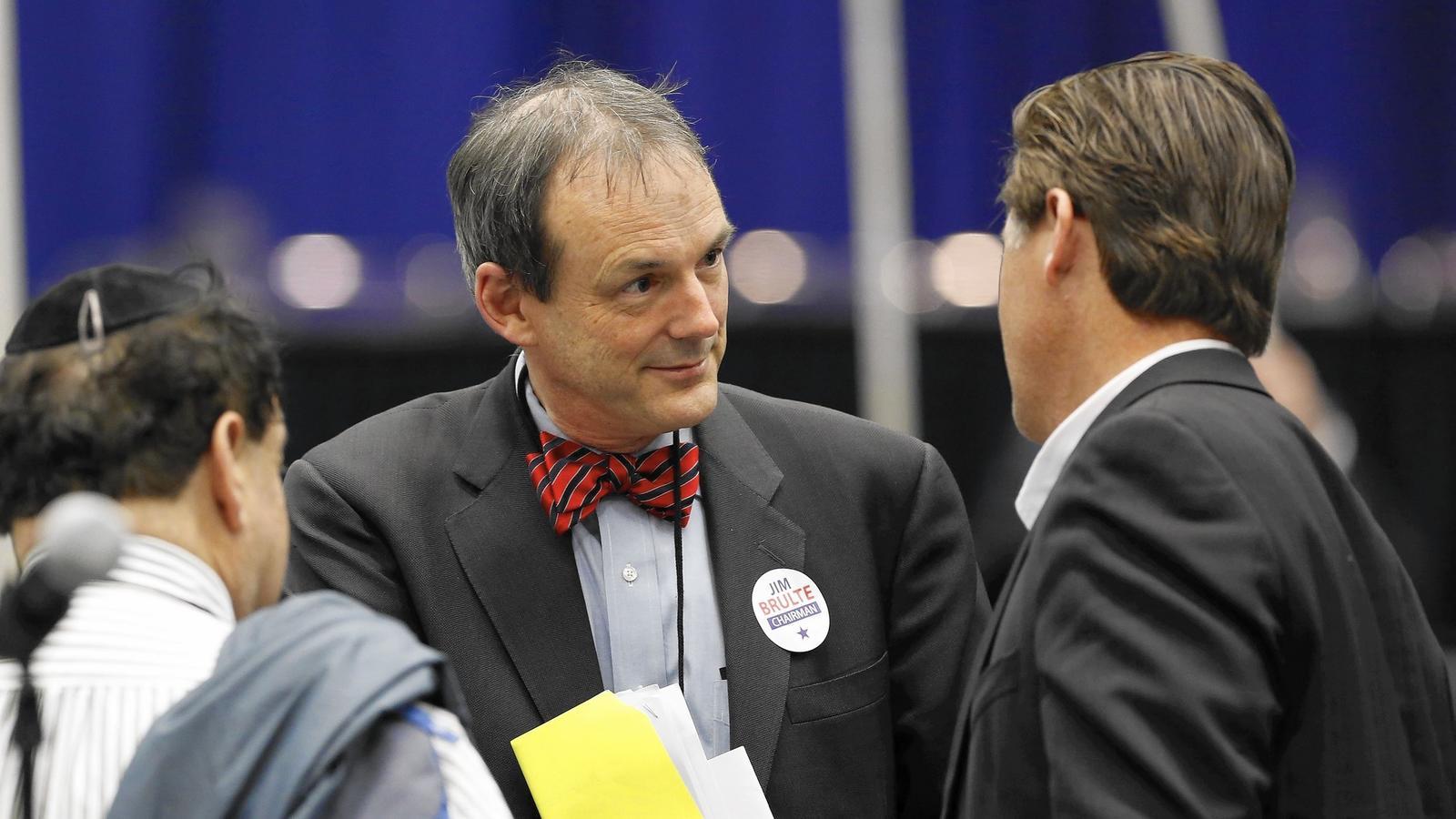 Charles Munger Jr. (Rich Pedroncelli / Associated Press)