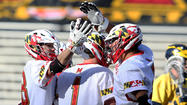 Terps men's lacrosse defense excels on both ends of 13-4 win over Michigan