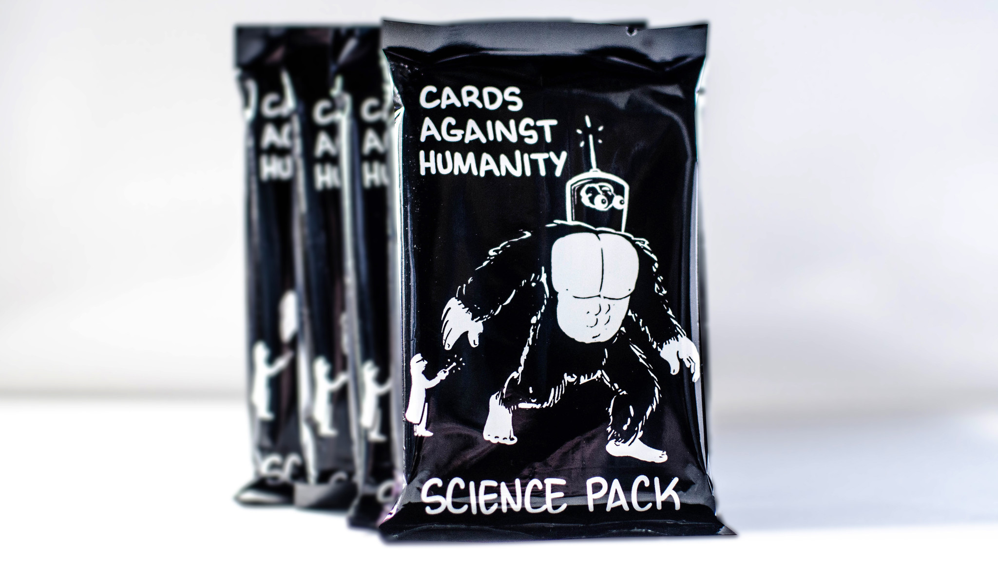 how to make a cards against humanity deck