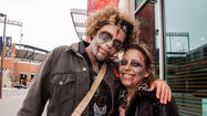 Zombie Gras at The Geppi Museum in Photos