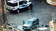 Source: 1 dead in firefight outside Fort Meade gate